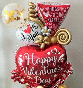 Balloons Bouquet Valentine
