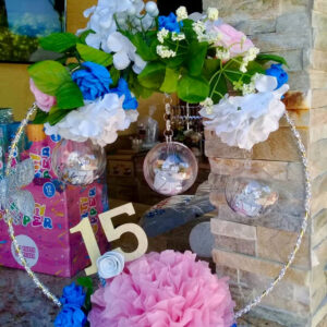 Decoration Centerpiece Sweetest Flowers