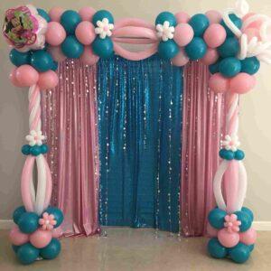 Balloons Arch Splendid