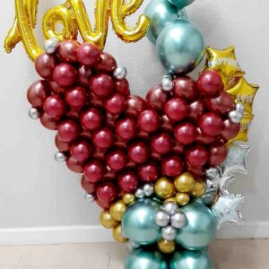 Balloons Bouquet Love