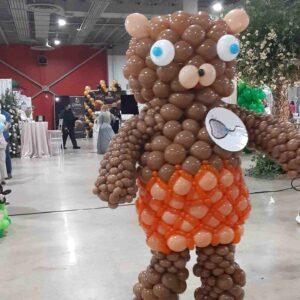 Decoration Big Cute Bear