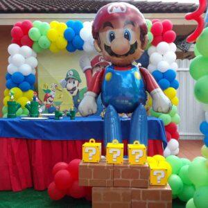 Custom Decoration Super Mario