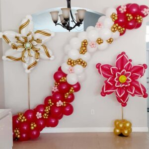 Balloons Garland Purity and Passion