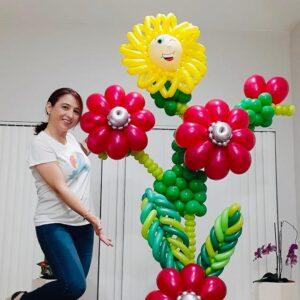 Balloons Twisting Beauty and Joy